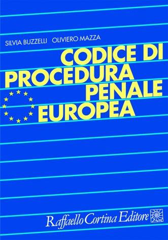 Codice di procedura penale europea
