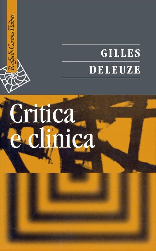 Critica e clinica