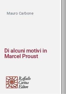 Di alcuni motivi in Marcel Proust