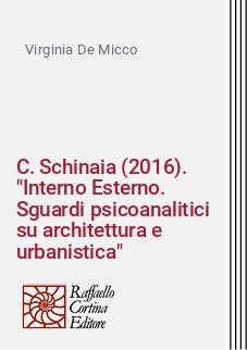 C. Schinaia (2016).