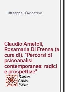 Claudio Arnetoli, Rosamaria Di Frenna (a cura di).
