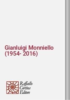 Gianluigi Monniello (1954-2016)
