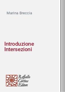 Introduzione Intersezioni