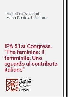 IPA 51st Congress.