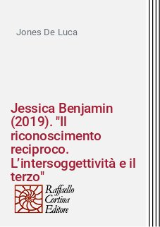 Jessica Benjamin (2019).
