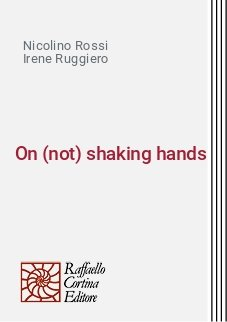 On (not) shaking hands