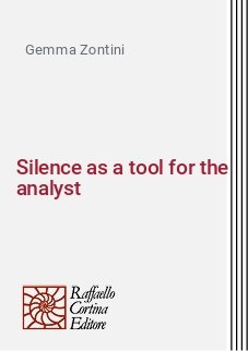 Silence as a tool for the analyst