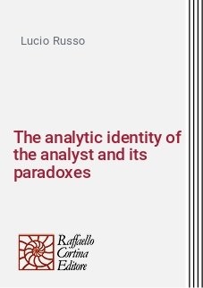 The analytic identity of the analyst and its paradoxes