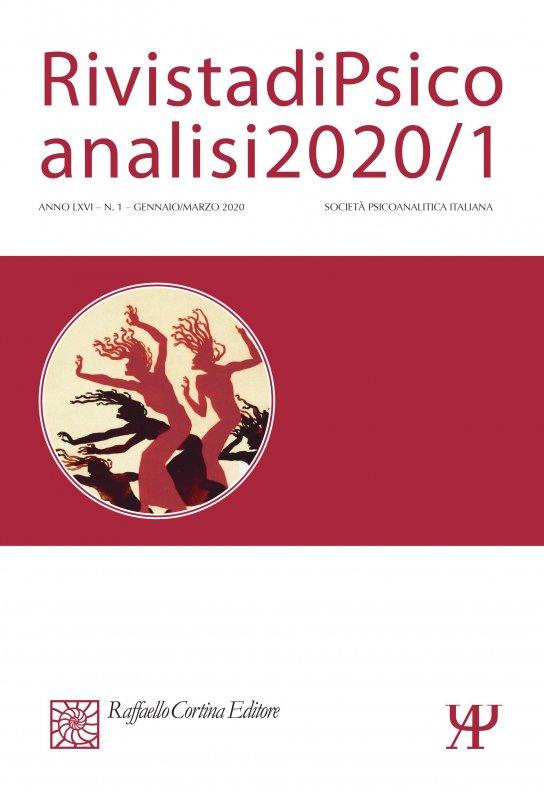 Rivista di Psicoanalisi 2020/1