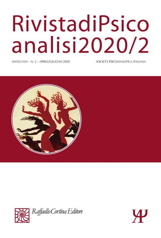 Rivista di Psicoanalisi 2020/2