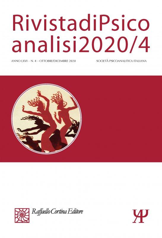 Rivista di Psicoanalisi 2020/4