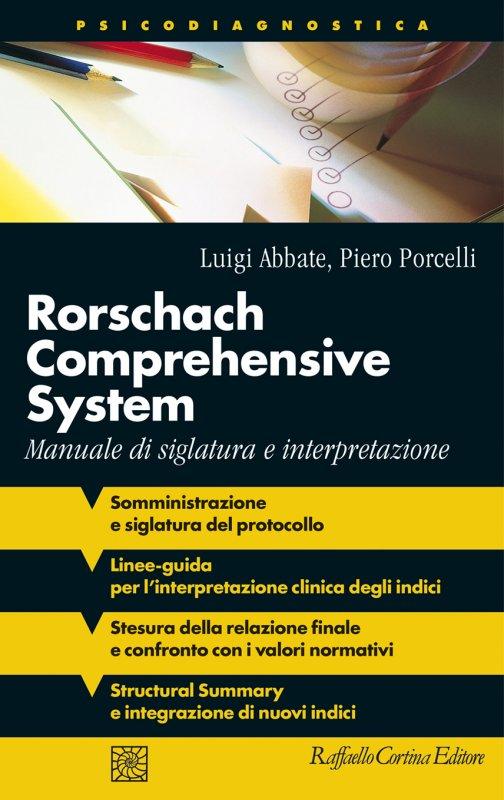 Rorschach Comprehensive System