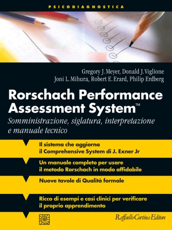 Rorschach Performance Assessment System