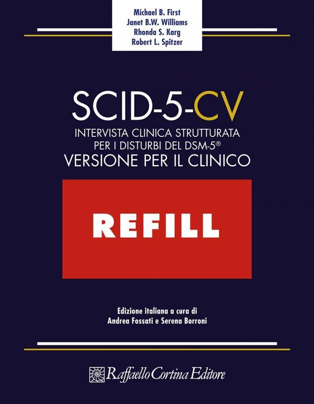 SCID-5-CV Refill