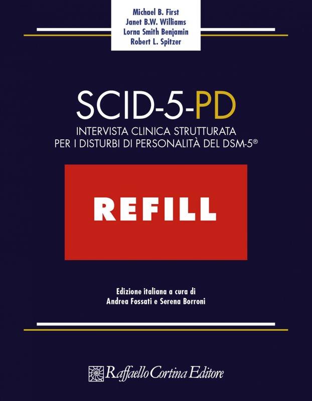 SCID-5-PD Refill