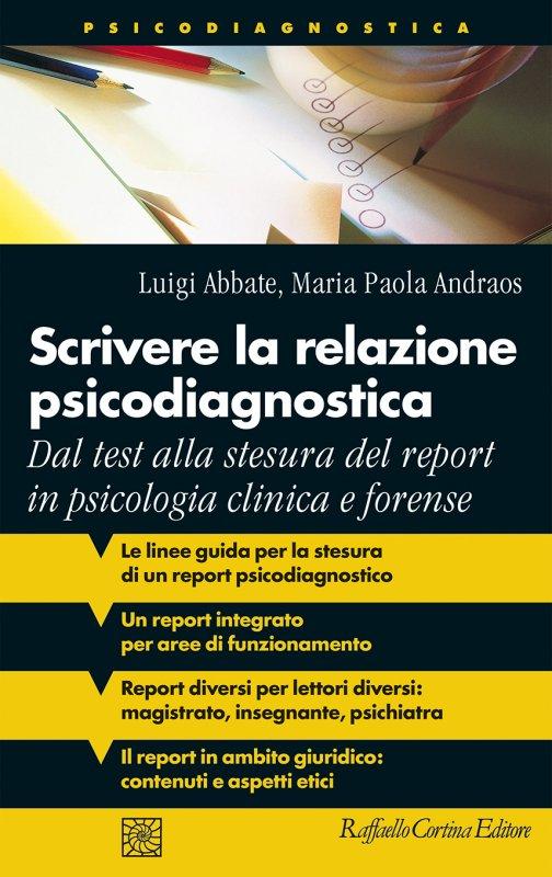 Scrivere la relazione psicodiagnostica