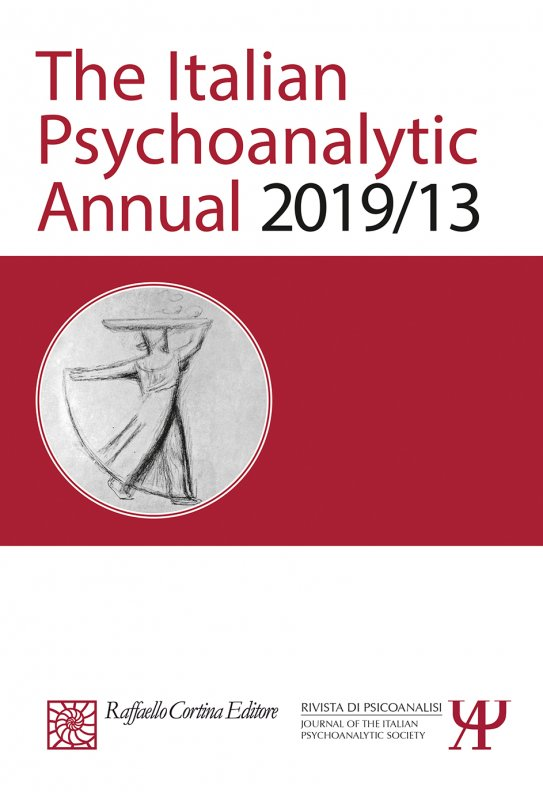 The Italian Psychoanalytic Annual 2019/13