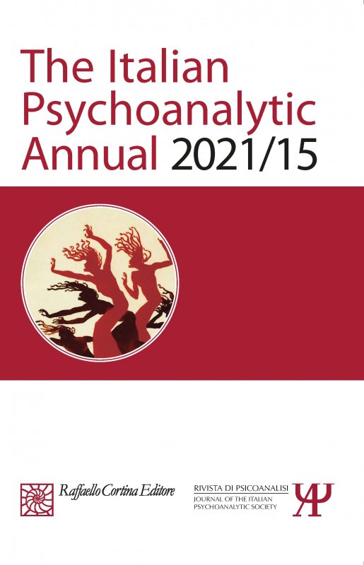 The Italian Psychoanalytic Annual 2021/15